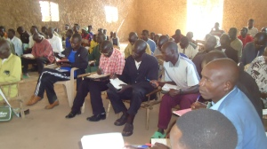 Pastor's Conference in Northeastern Democratic Republic of Congo