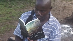 J.I. Packer in North Uganda and South Sudan!