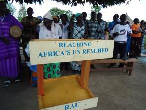 North Uganda