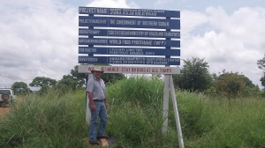 South Sudan Roads