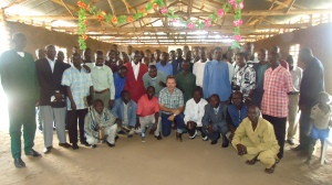 Pastor's Conference in Democratic Republic of Congo