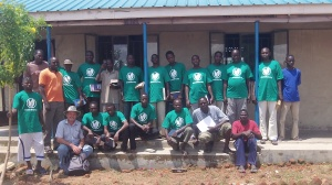 Darfur Pastoral Students training South Sudan
