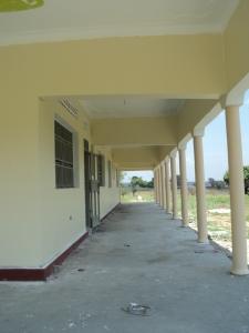 East veranda