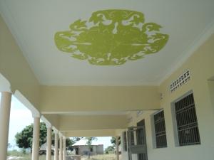Front Veranda Ceiling
