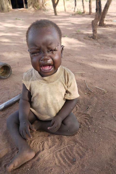 Our actions speak forth volumes! – Reaching Africa's Unreached |Crying African Children