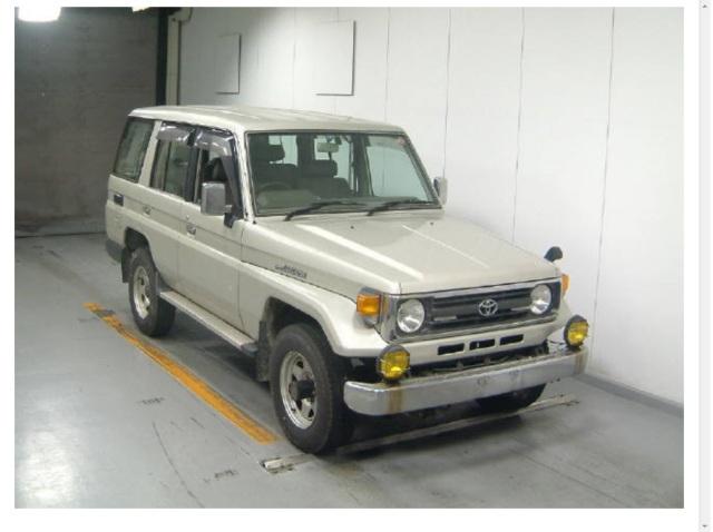 1999 Landcruiser