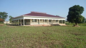 RAU Guesthouse/Hall of Tyrannus - June 2013