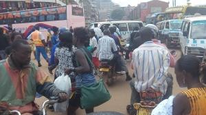 Kampala Traffic