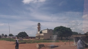 Yumbe's main mosque