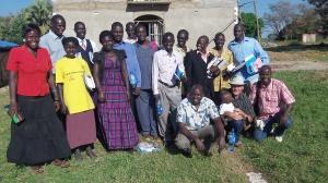 Yumbe gathering November 29th