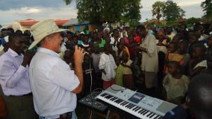 Preaching in Obongi