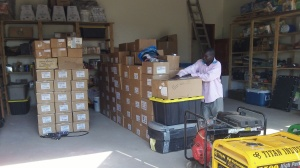 Over 1100 Global Study Bibles, over 3500 Biblical sound Christian books, over 40,000 gospel tracts are now ready to be placed into hands of pastors,evangelists, and church planters. Pray that the Lord would use these materials to strengthen His people and bring people into a saving relationship with God Almighty!