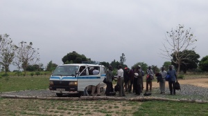Yumbe pastors arrival
