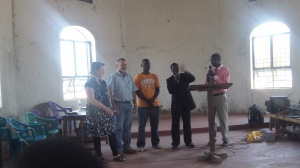 Pastors Ben and Charles did an excellent job heading up our four days of ministry in Yumbe District. Pllease continue to pray for the church in Yumbe district and RAU's call work alongside them.