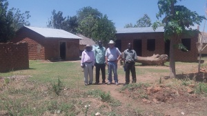 This is the plot with buildings which are for sale in Yumbe town for sale. This would make a beautiful place to establish a branch of the Hall of Tyrannus in Yumbe. Please consider giving so that we can began discopling pastors and church leaders here on a weekly basis.