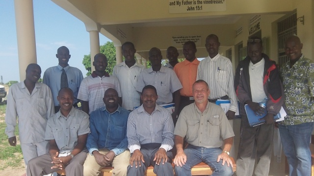 Adjumani Pastor's Retreat
