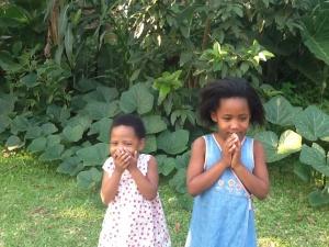 Gabbie and Genesis Bukenya