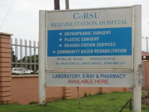 CORSU Hospital/Staff are doing a wonderful work in Uganda