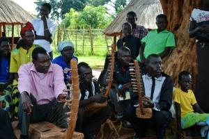 Aya Baptist musicians