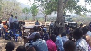 Discipleship in Gbari