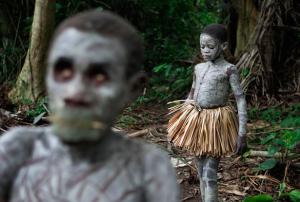 mbuti-pygmies