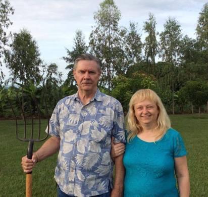 John and Angela Howarton