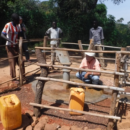 Aligodu new well