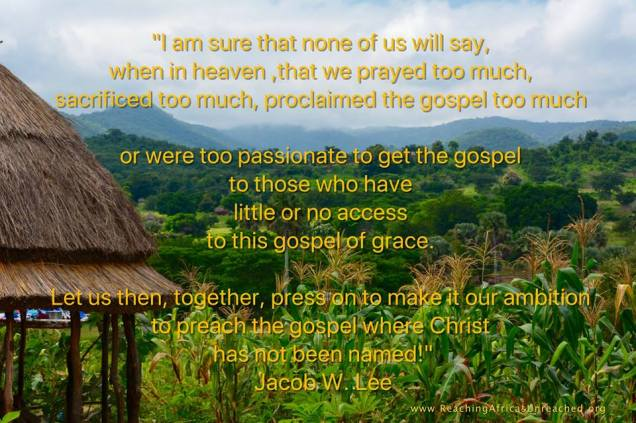 End of Sermon Exhortation 1