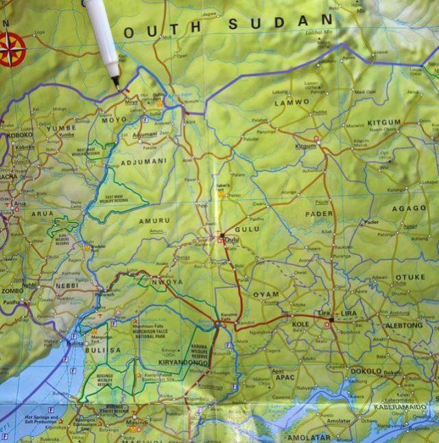 RAU Map